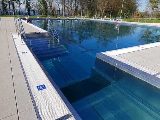 Friedrichshafen – Modernisierung Frei- und Seebad Fischbach