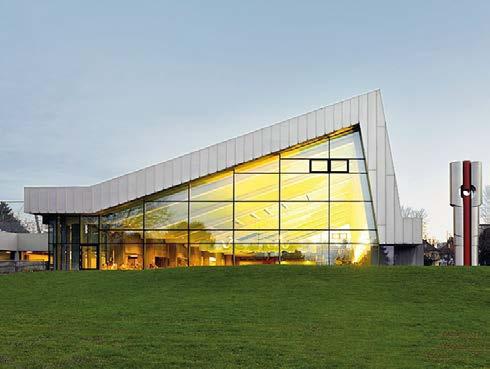 Leonberg- Sanierung Sportzentrum